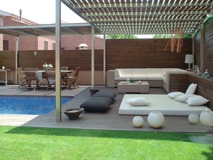 Decoraci n exterior archives - Decoracion piscinas exteriores ...