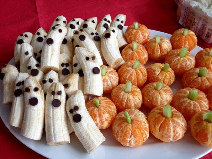 Aperitivos Fáciles Halloween