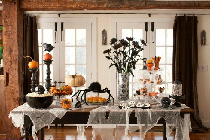 Decorar casa Halloween