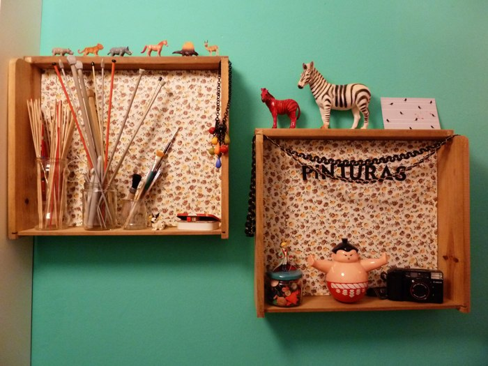 ideas para decorar con objetos reciclados