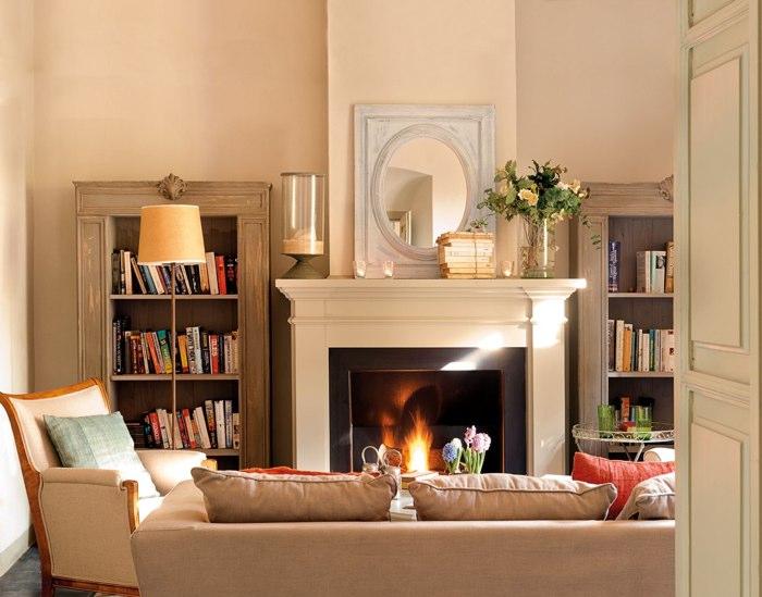 Blog archive ideas para hacer que tu salón sea más acogedor