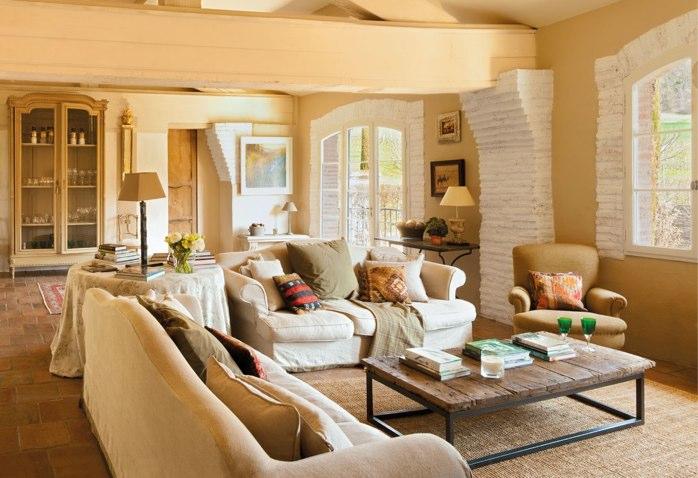 Ideas para hacer que tu sal n sea m s acogedor - El mueble salones pequenos ...