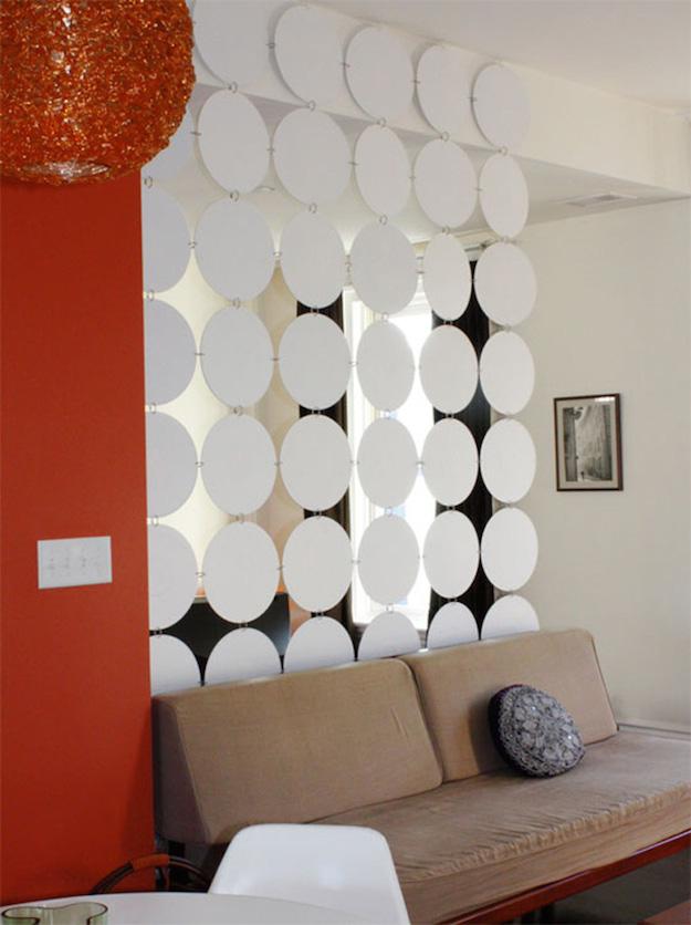 cortinas divisoras de ambientes