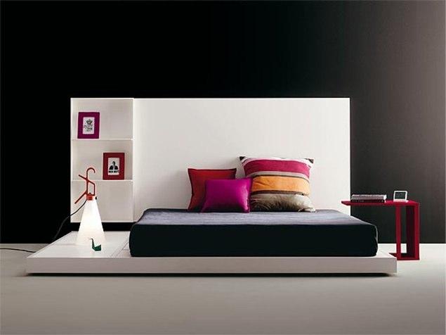 Una casa con estilo minimalista for Habitaciones minimalistas