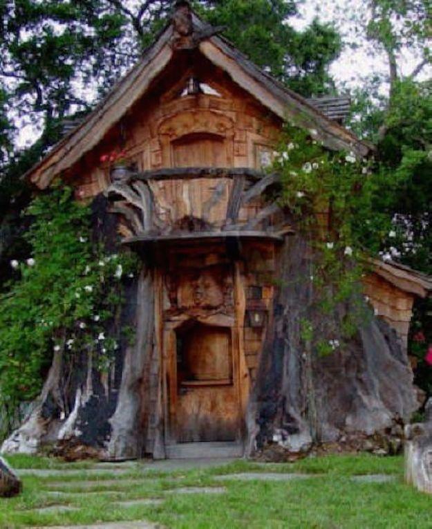casa de los gnomos