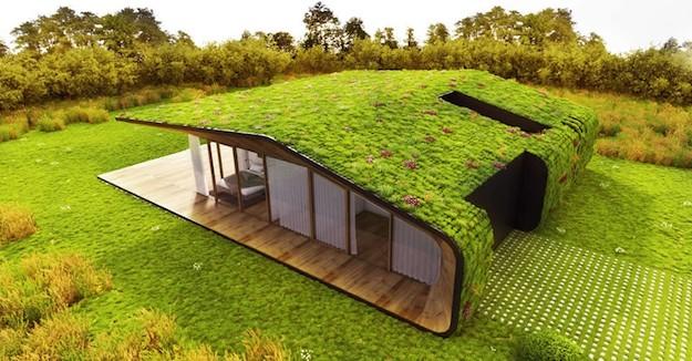 Casa modular de dise o prefabricada for Casas prefabricadas de diseno minimalista