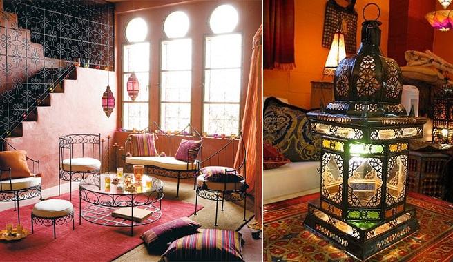 Decoracion Arabe Terraza ~ reuniones con amigos en la web de http decoracionalcazaba com