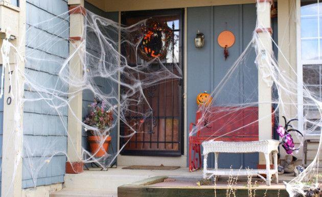 Ideas de decoraci n para halloween - Decoracion halloween casera ...