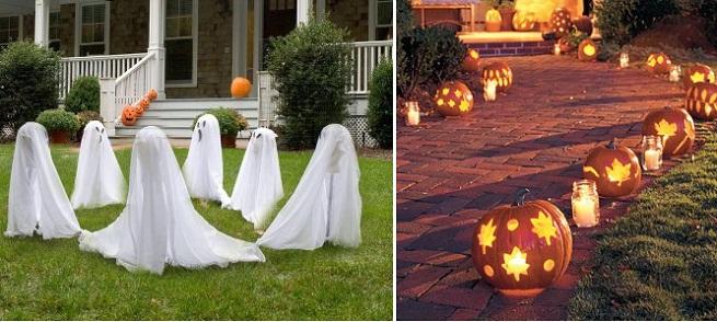 Ideas de decoraci n para halloween for Decoracion para halloween