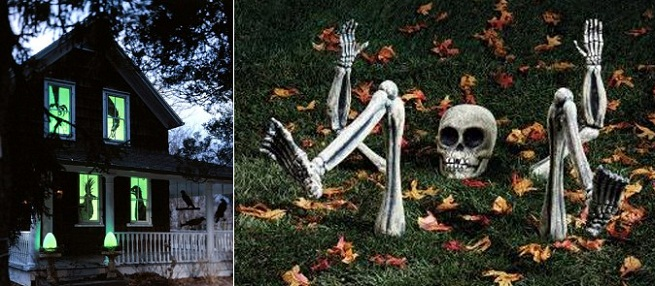 Decoracion Jardin Halloween ~ decoracion del jardin para halloween3