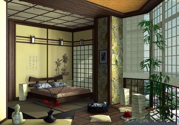 Decoraci n japonesa - Decoracion japonesa ...