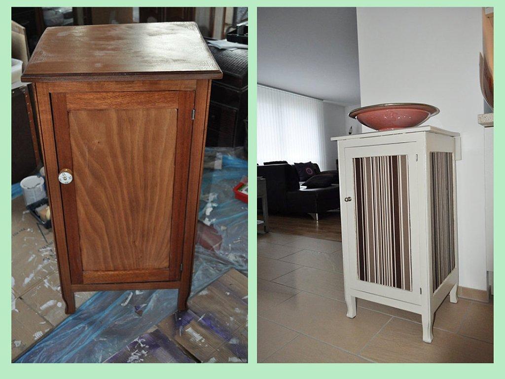 Dale nueva vida a tus muebles - Pintar muebles viejos ...