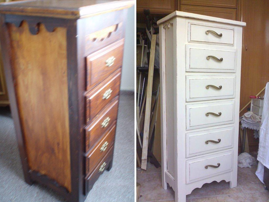 Dale nueva vida a tus muebles - Tunear muebles viejos ...