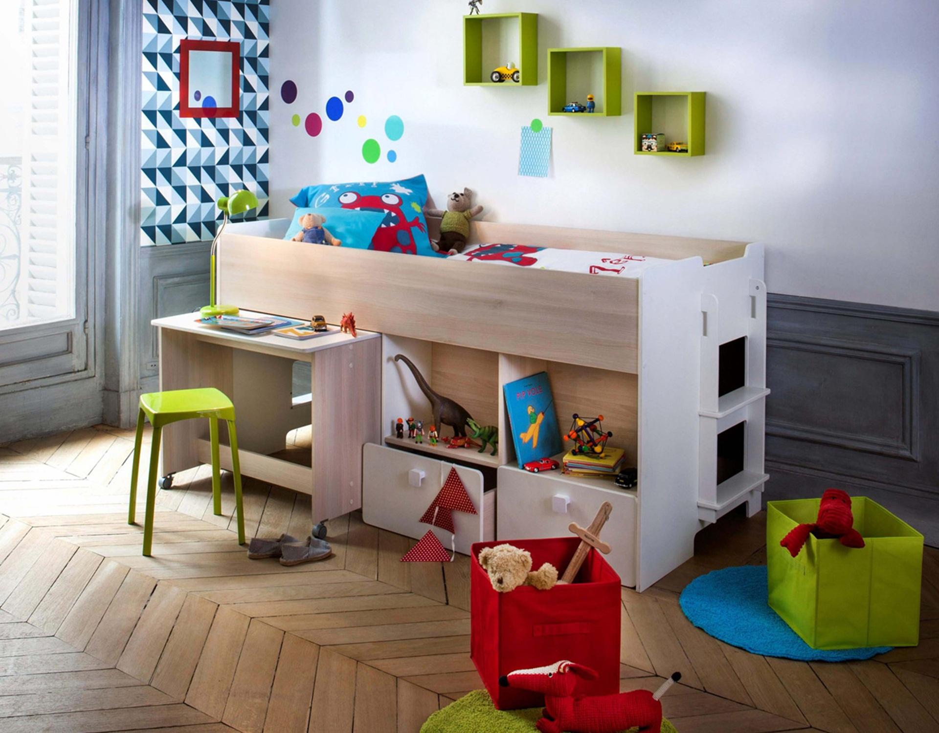 3 consejos para decorar la habitaci n de un ni o - Habitacion 3 ninos ...