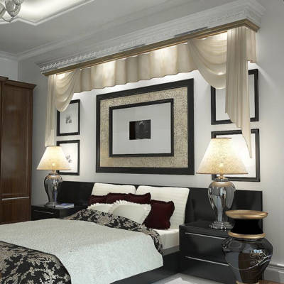 Consejos de decoraci n de dormitorios - Lamparas de dormitorio ...