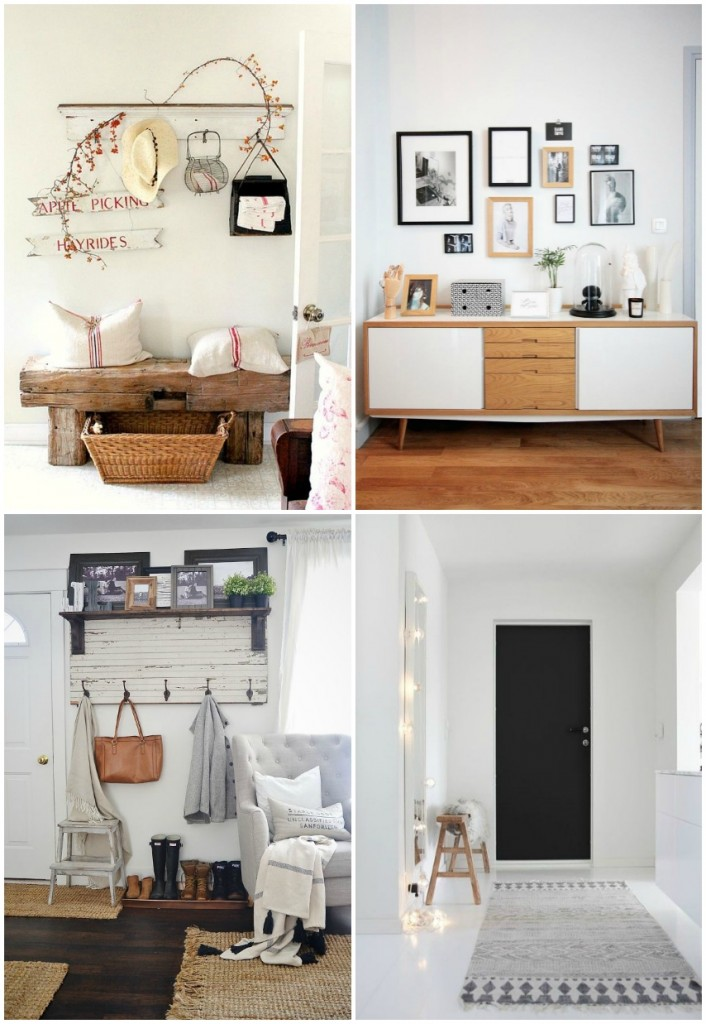 Ideas para decorar recibidores - Ideas para decorar recibidor ...