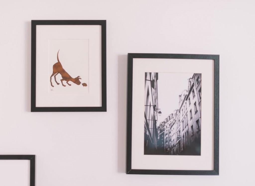 Consejos de decoración con cuadros modernos - Decoracion